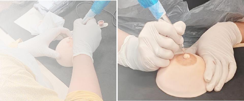 Curs de micropigmentació paramèdica
