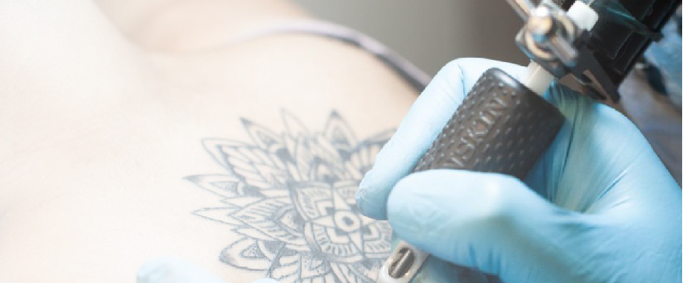 Curso de Tattoos