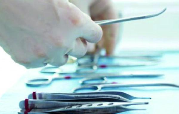 Material Piercing. Instrumental quirúrgico