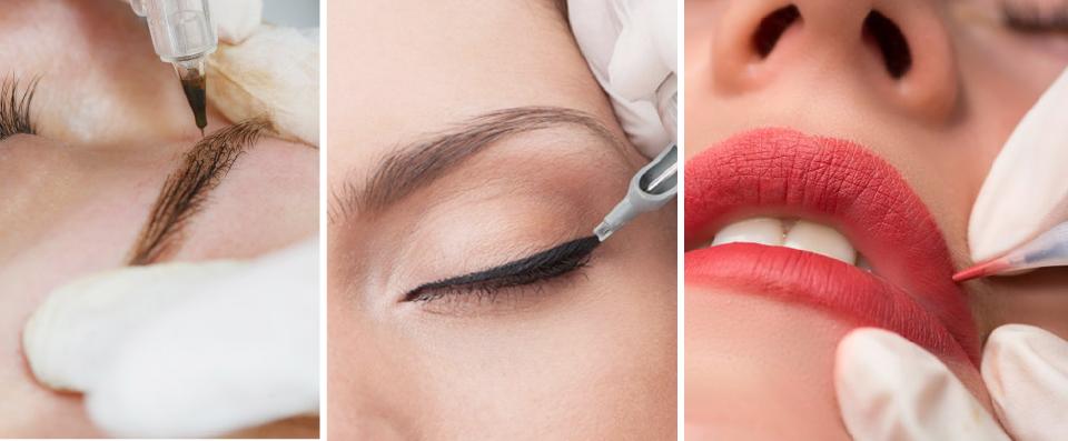 Curso de Micropigmentación facial